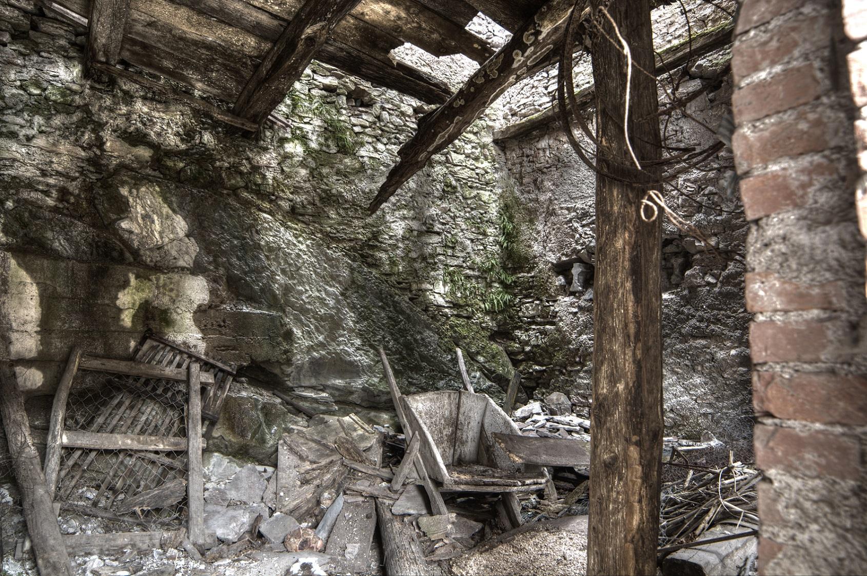 Abbandono Casso, Dolomiti Contemporanee