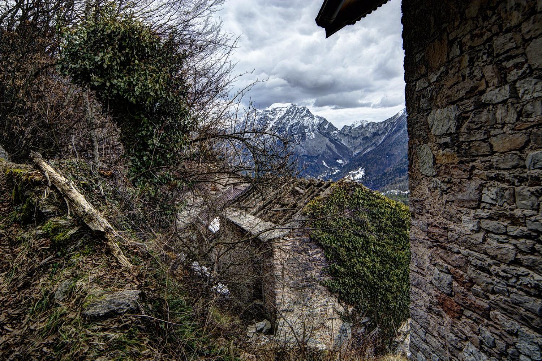 Paesaggio Casso, Dolomiti Contemporanee