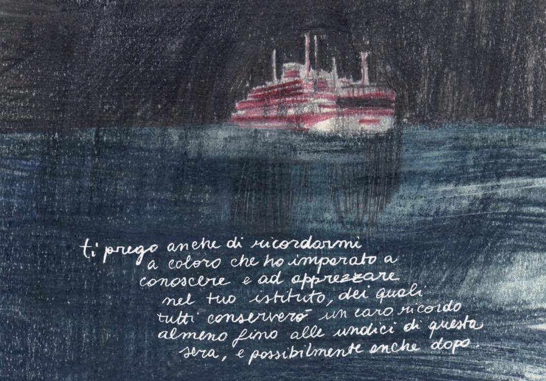 Silvia Rocchi, Francesca Riccioni, Il segreto di Majorana, social media