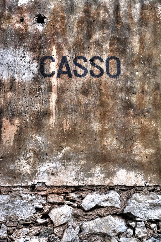 Casso, Dolomiti Contemporanee