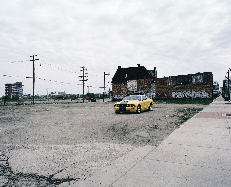 Antonio Rovaldi, Detroit