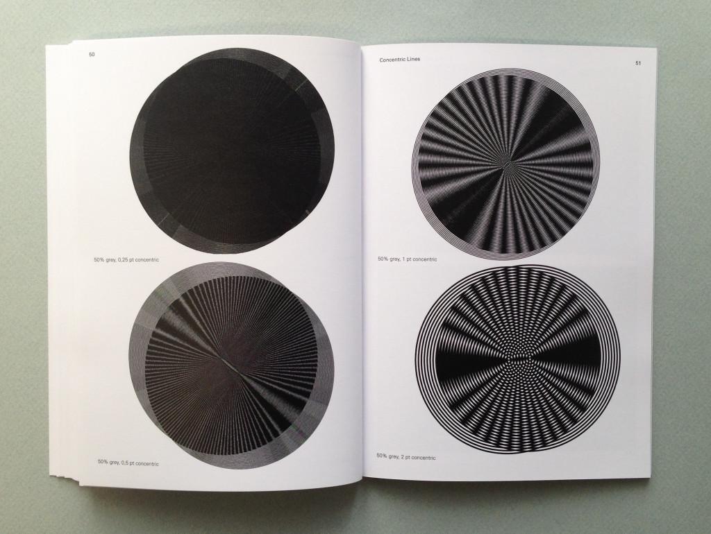 Doppia pagina tratta da Dear Lulu, un libro sperimentale prodotto nel 2008 che riflette sulle limitazioni del sistema POD. Fonte: http://p-dpa.net/work/dear-lulu/