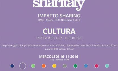 sharitaly cultura milano