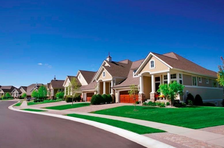 Estetica della white suburbia chefare for Case di livello tri
