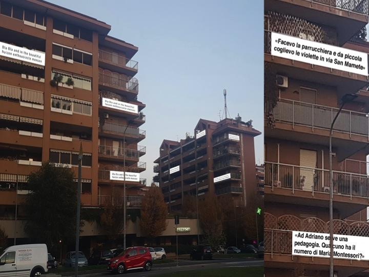 Civic Media Art Adriano Milano