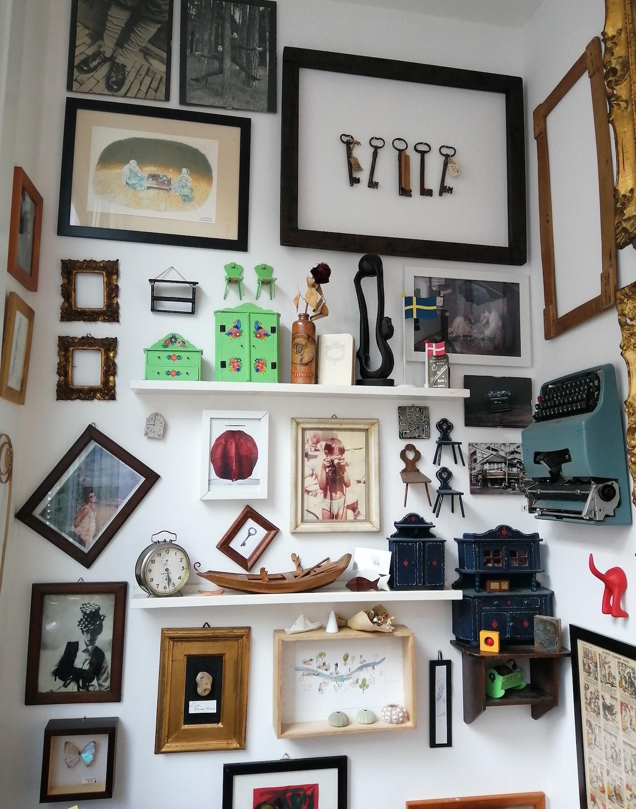 wunderkammer, oggetti, laffi